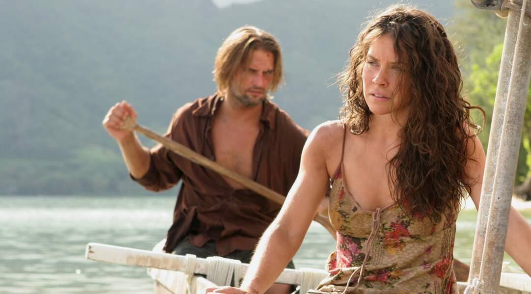 Entre 2004 et 2010, elle incarne Kate pour la série Lost, les disparus