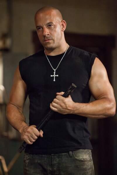 Ni le bad boy Vin Diesel !