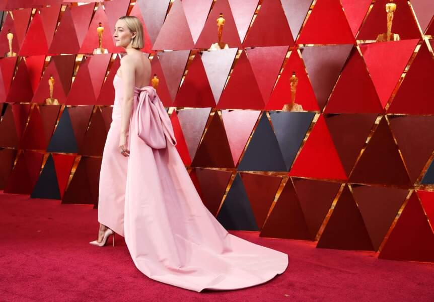 Voilà justement son interprète, la géniale Saoirse Ronan