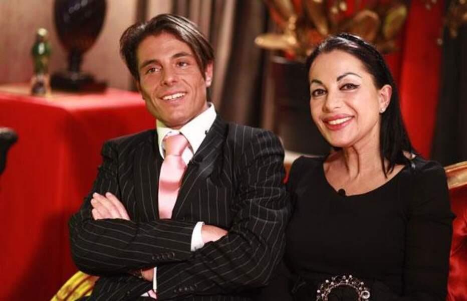 Ensemble, ils ont récemment été les stars de Giuseppe Ristorante.