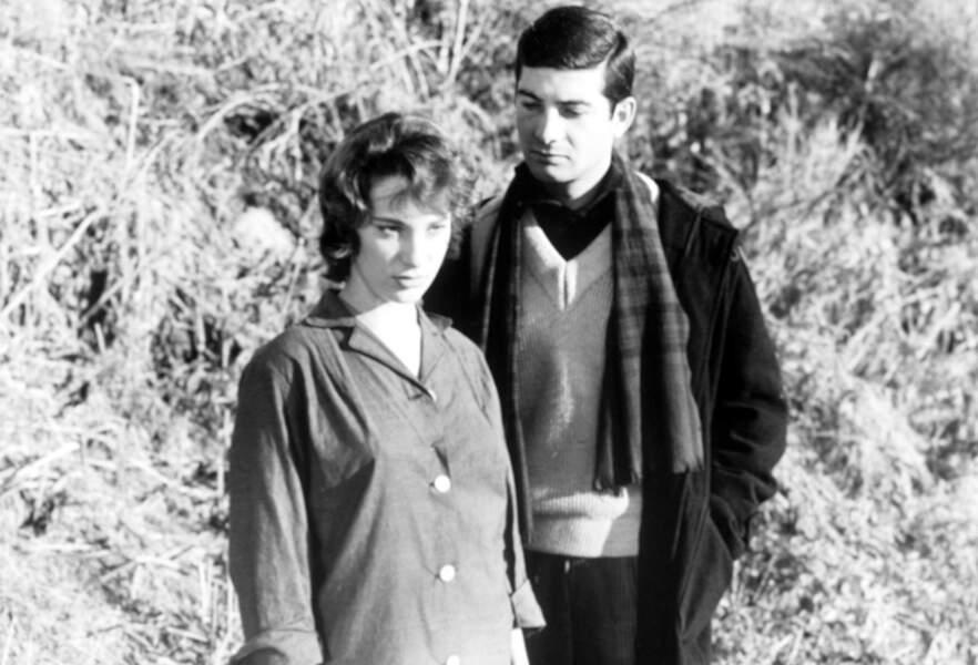 Le beau Serge, en 1958, son premier film.