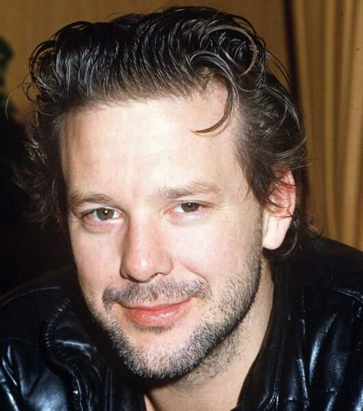 Mickey le jeune premier rock'n'roll se fait connaître au début des années 80