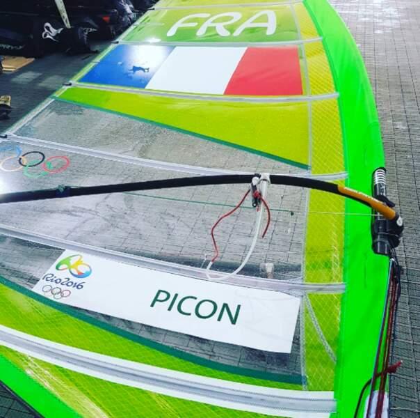 Planche championne olympique cherche propriétaire