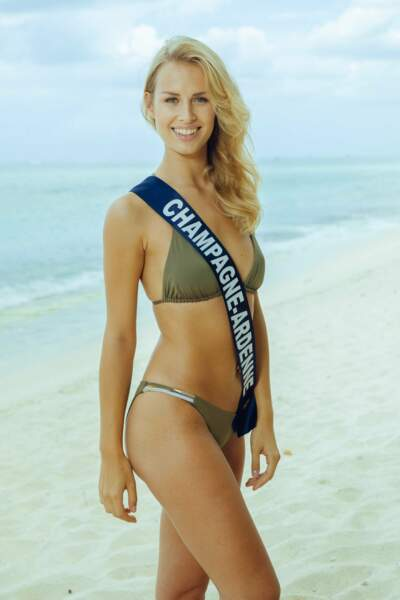 Pamela Texier, Miss Champagne- Ardenne