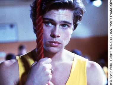 Brad Pitt : son évolution physique !