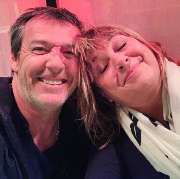 Quand Jean-Luc Reichmann et Michèle Bernier nous rappellent à quel point ils s'aiment...