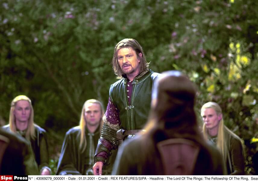 Sean Bean, alias Boromir