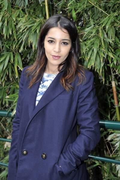 Attention, concours du plus beau sourire... On commence par Leila Bekhti...