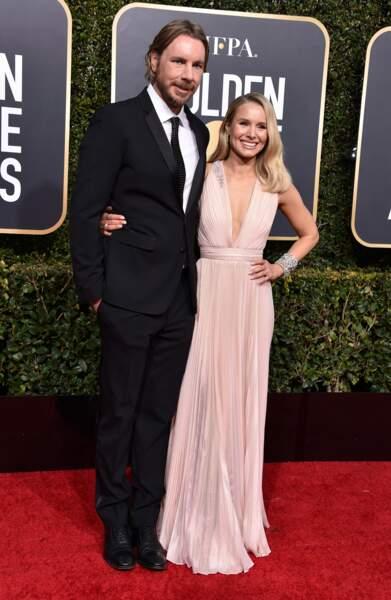 Kristen Bell (The Good Place) et son mari Dax Shepard
