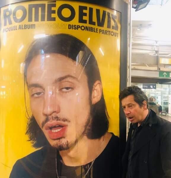 L'imitateur Laurent Gerra s'est payé le rappeur Roméo Elvis.