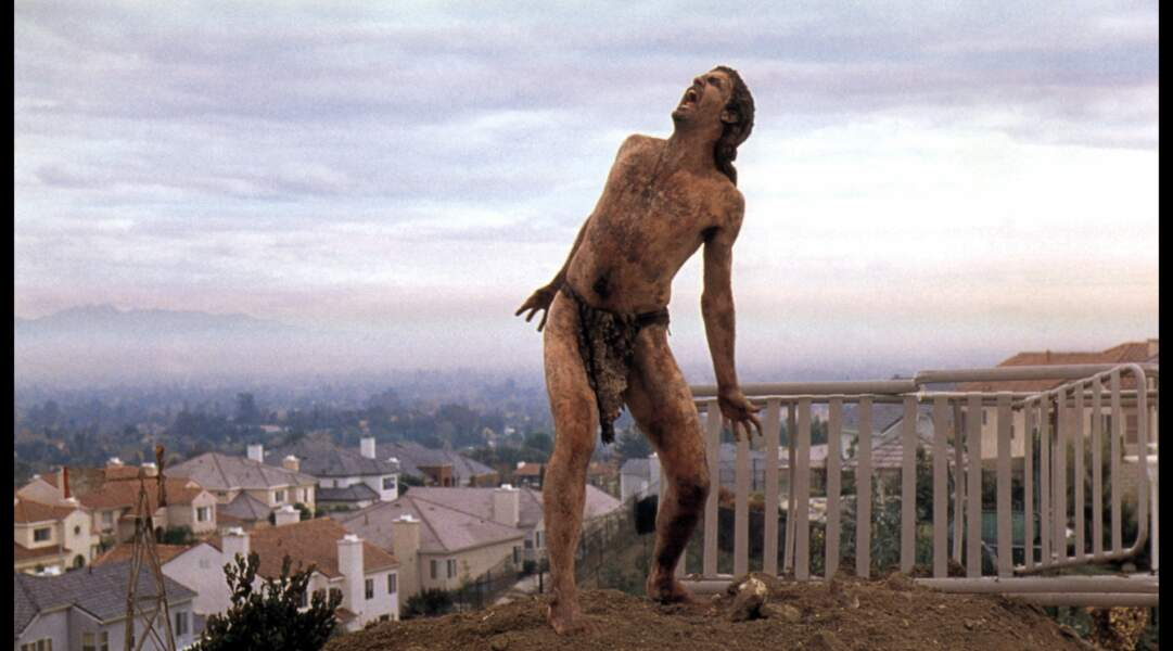 California Man (1992), ou quand un homme de Néandertal (Brendan Fraser) débarque en Californie