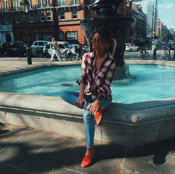 La blogueuse est prête pour l'été !
