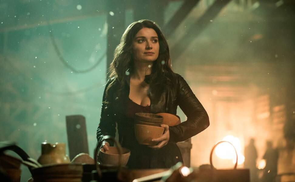 Robin devra décupler ses efforts pour récupérer sa douce Marianne (Eve Hewson)