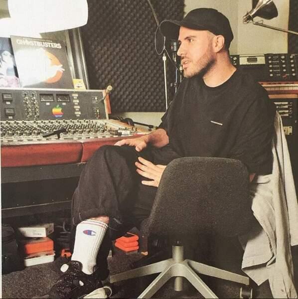 Jérémy Chatelain (saison 2) de retour en studio