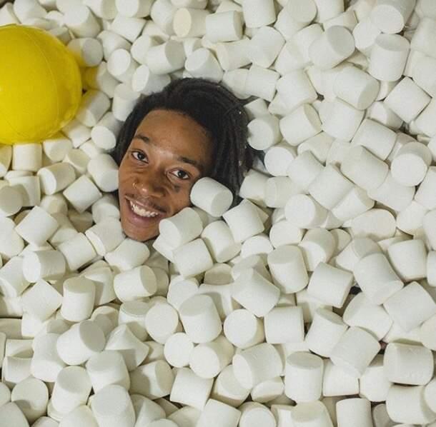 Wiz Khalifa a failli se noyer
