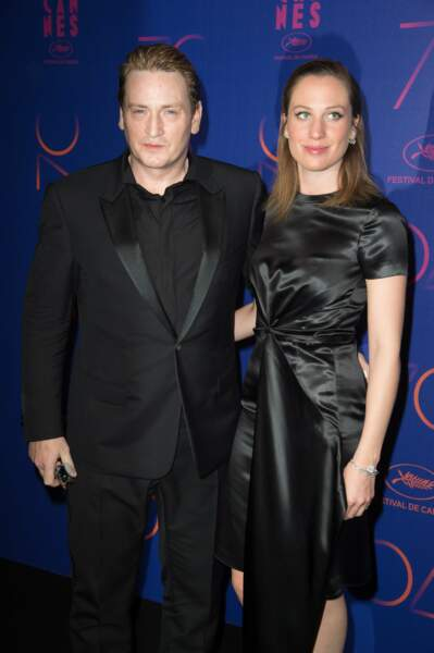 Benoît Magimel et sa compagne Margot Pelletier s'unissent le 10 novembre
