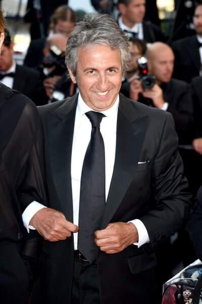 Richard Anconina, membre du jury de la Caméra d'or