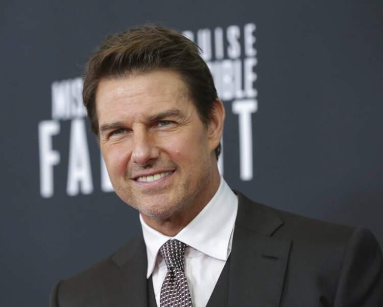 """Tom Cruise, l'interprète de """"Mission Impossible"""" est doublé par un habitué du cinéma français"""