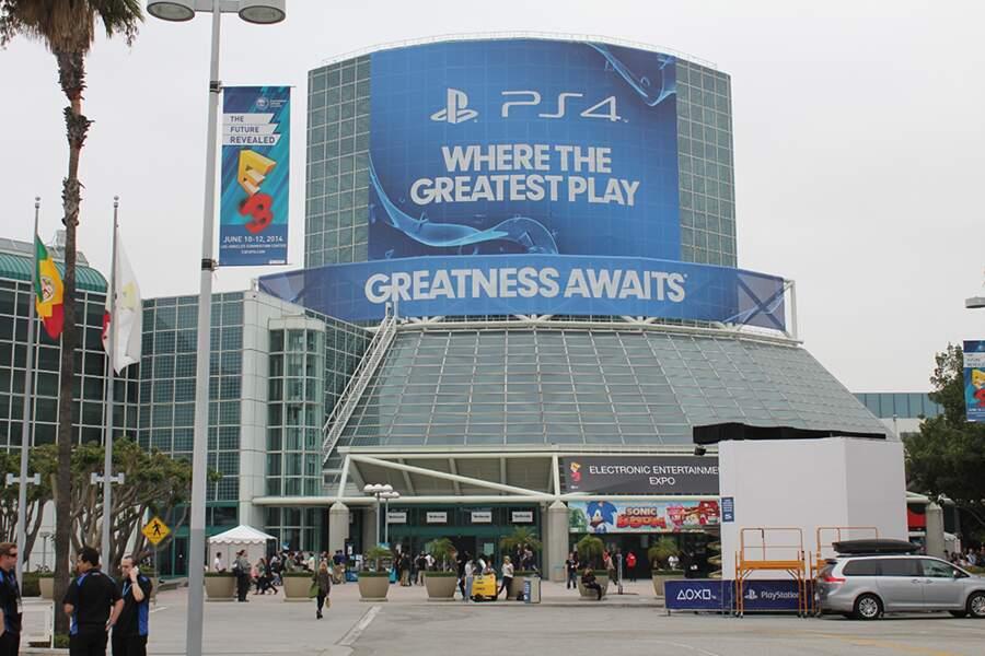 Allez hop, on retourne à l'E3 !