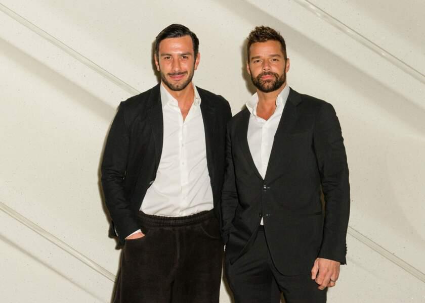 On ne connaît pas la date exacte, mais le 10 janvier, Ricky Martin déclare être l'heureux mari de Jwan Yosef
