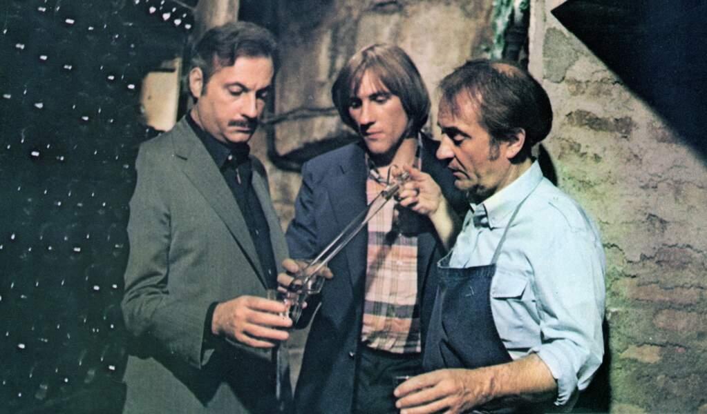 Gégé est facteur dans Les Gaspards avec Michel Serrault et Jean Carmet (1973)