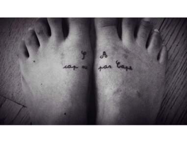 Shy'm, Alizée, M. Pokora : ces chanteurs accros aux tatouages
