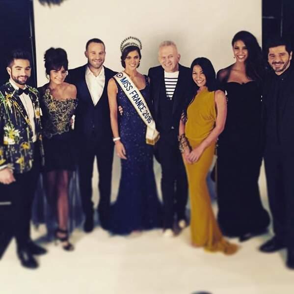 Ou membre du jury pour le concours Miss France... Etre joueur a aussi ses petits avantages !