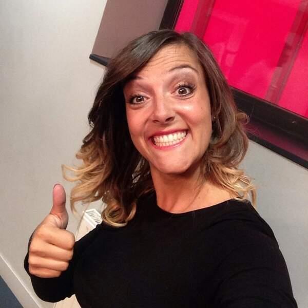 Petit selfie de Camille Lellouche !