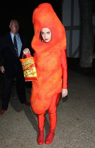 Et à Katy Perry pour son humour... à croquer !