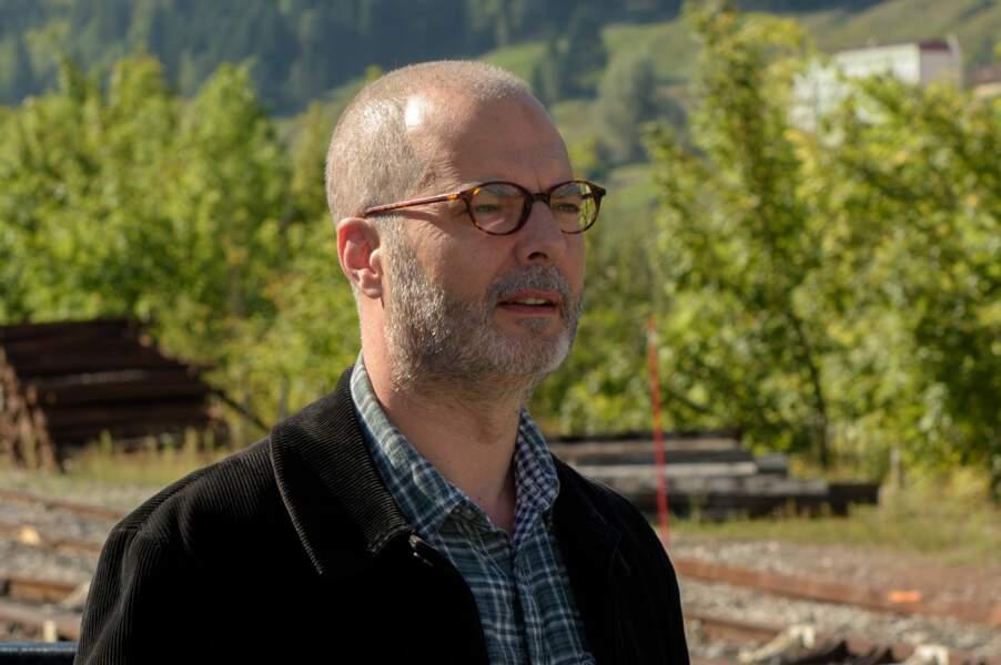 Philippe Personnaz : l'acteur Philippe Dusseau