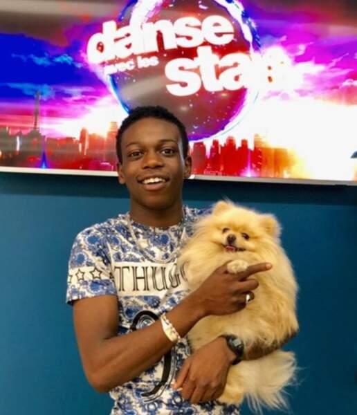 Azize Diabaté peut compter sur son fidèle partenaire