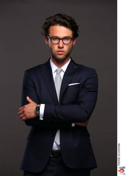 Massimo, 20 ans : ambitieux et autodidacte, il a monté sa propre start-up