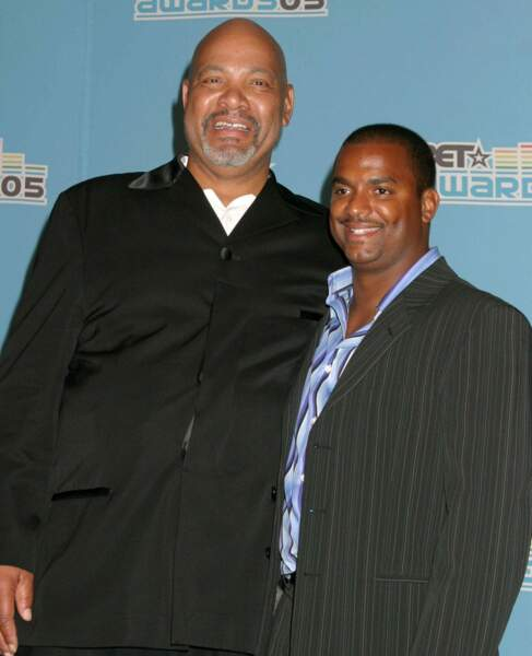 James Avery et Alfonso Ribeiro