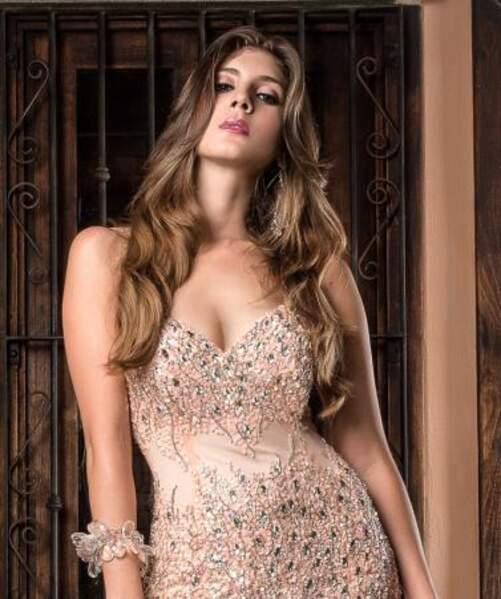 Angélica Reyes Barboza est Miss Costa Rica