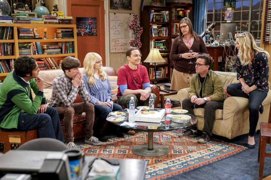 Après 12 années à faire rire des millions de téléspectateurs, les geeks de Big Bang Theory tirent leur révérence