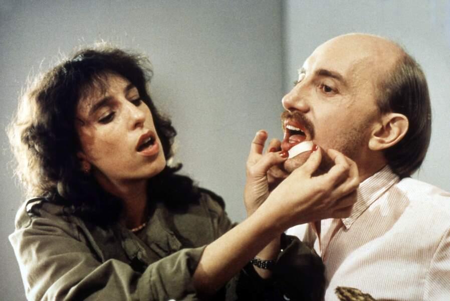 Ma femme s'appelle revient, de Patrice Leconte avec Michel Blanc (1982)