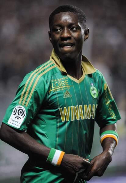 Max-Alain Gradel (Saint-Etienne - Côte d'Ivoire)