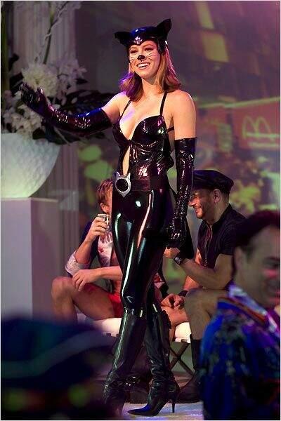 Coquine ? Jessica Biel a joué la catwoman sexy dans Quand Chuck rencontre Larry