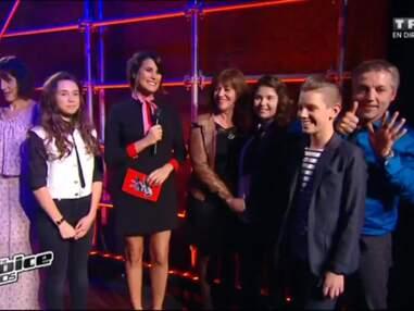 La belle Karine Ferri dévoile son babi bump lors de la finale de The Voice Kids 2