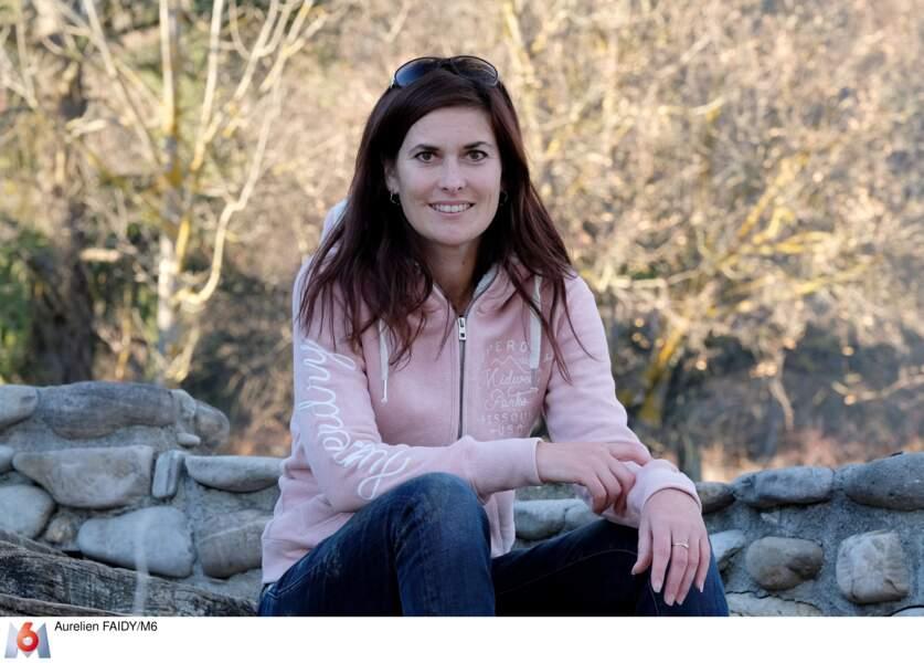 Aurélia, 36 ans, gérante d'une ferme pédagogique en Provence-Alpes-Côte d'Azur