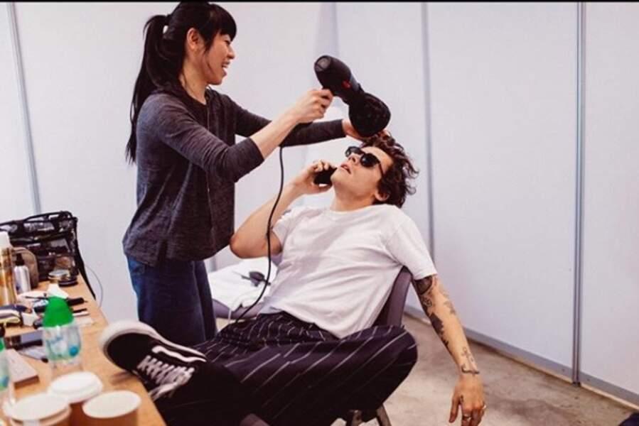 C'est l'heure des jeux de mots : Il a le style Harry