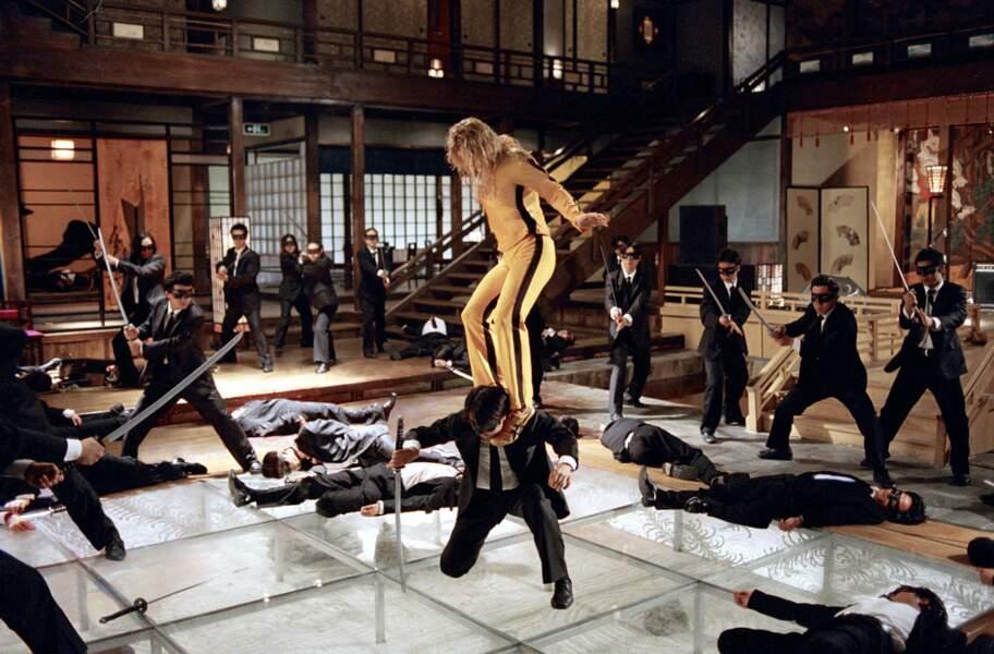 Initialement prévu comme un seul film, il a été séparé en deux parties du fait de sa longueur.