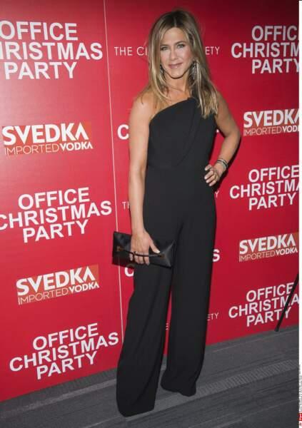 Désormais célibataire, Jennifer Aniston, sereine, envisage son avenir avec le sourire