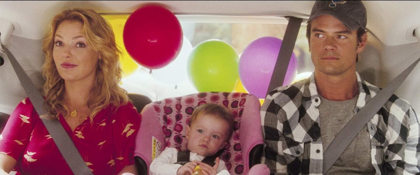 Bébé mode d'emploi, ou les affres de la maternité, avec Josh Duhamel
