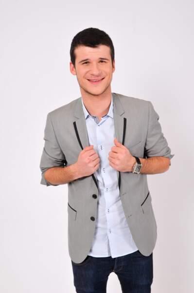 Paul, 18 ans, finaliste de Nouvelle Star