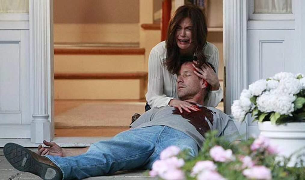 Desperate Housewives : Mike Delfino meurt dans les bras de Susan Mayer lors de la saison 8
