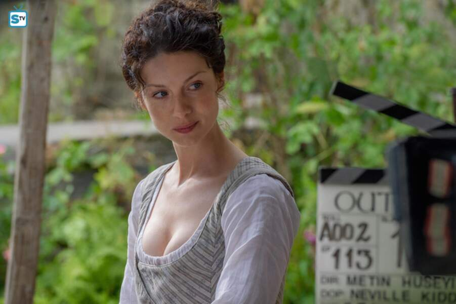 Caitriona Balfe - Claire Randall dans Outlander