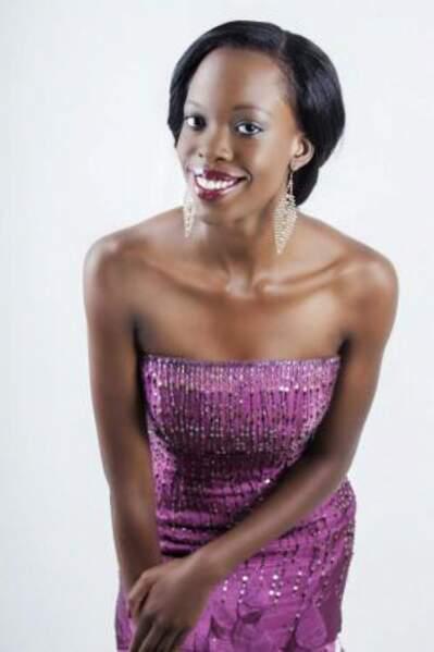 Michelo Malambo est Miss Zambie