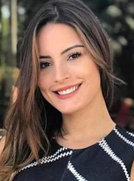 Miss Brésil : Jéssica Carvalho