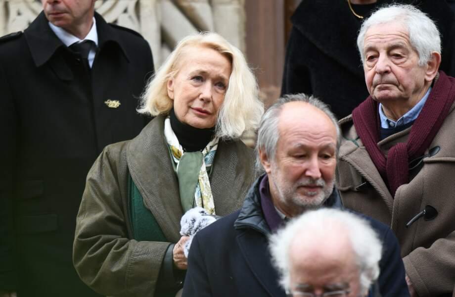 Brigitte Fossey et Ivan Levaï